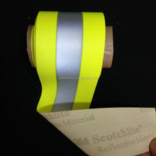 3M fireproof safety reflective tape equipment