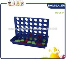 los niños de viaje de plástico juego de ajedrez del juego del bingo