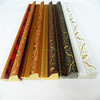 Hot sales in Aisa Market Colorful Luxury Fancy Design PS Photo Frame Moulding