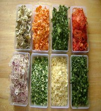 Dried Soup Vegetables