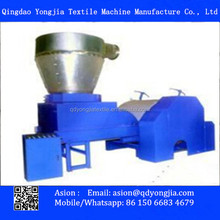Mini molino de cardado máquina de lana / hilado de lana de la máquina / rotor line hilado