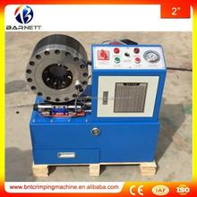 """Confiável rápida 1/4 """" 2 """" mangueira hidráulica máquina de pressão máquina de friso da mangueira"""