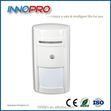 Dual-tech digital PIR Detector smart burglar alarm system home (Innopro ED690B)