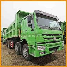 New Truck Prices Sinotruk HOWO 12 Wheels Dump Truck for Sale