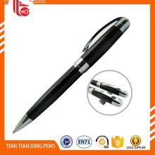 Free Samples Novelty design 2015 the cheapest promotional metal syringe pen