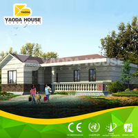 10 grade typhoon resistance low cost prefabricated building