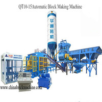 Hollow Block Making Machine Type and Cement,cement,sand,soil,concrete,fly ash Brick Raw Material brick machine