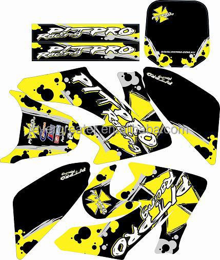 Custom Motorcycle Stickers Design Motorcycle Stickers