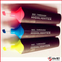 Promotional propus window soft color highlighters