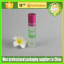 Fancy roll on bottles essential oil fragrance aplasticlicator Medical Use