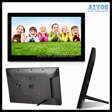 "Touch Screen Display Big Size LCD Advertising Player RK3188 Android 4.2 RAM1GB Wifi Network 15"" Digital Signage"