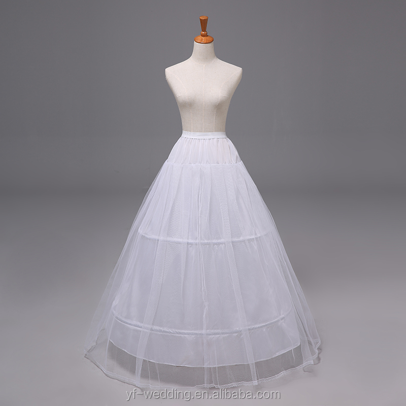 Cheap bridal dress petticoat wedding dress petticoats 8888 g03 s