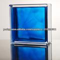 bloco de vidro colorido / tijolo