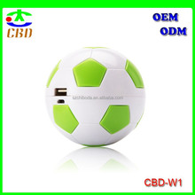 2015 New Design World Cup Soccer Portable Power Bank Mobile Phone Charger