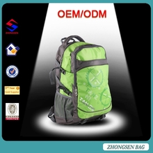 2015 Cheap portable nylon outdoor backpack Eco Friendly waterproof backpack