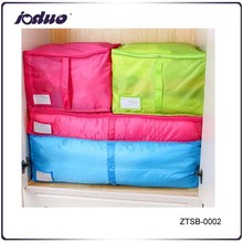 2015 Different Sizes Closet Clothes Garment Organizer Storage Zip Bag