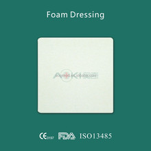 Foam Dressing Woundcare Surgical Supplies