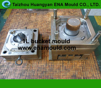 OEM Custom 1L Bucket Injection Moulding with BeCu