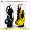 Unique design pu leather golf pen bag,golf pen suit