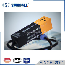 three axis magnetic field sensor with widely use for weak magnetic field tester and system