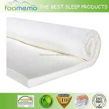 Mattress Pad Memory Foam Gel Topper Cooling NEW 4 Inch Thick Twin Medium Firm