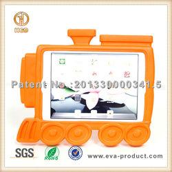 train design shock aborbing EVA foam protect case for apple ipad mini