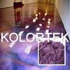 Popular metallic color pigments for epoxy floor paint