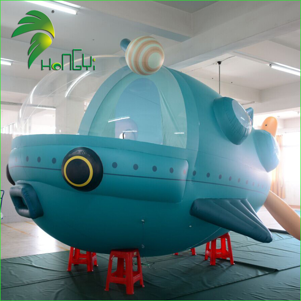 inflatable rc airship
