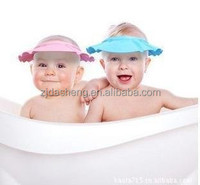 direct factory to sell baby cap without button baby hat/baby foam shampoo hat