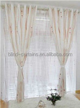 MEIJIA Customized fabric curtain /luxury jacquard curtain/lace curtains