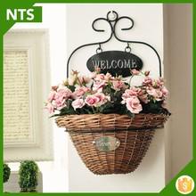 Artificial Hanging Flower Pot cesta
