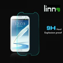 For Samsung galaxy S3 tempered glass 0.2mm 2.5d round edge screen protector with retail packege