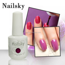 wholesale nail gel polish long lasting colorful uv gel
