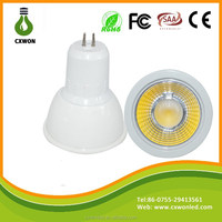 Halogen Replacement Bulb Pendant Lights, Recessed and Track Lighting in Residential Dimmable MR16 GU5.3 85-265V 6W LED light