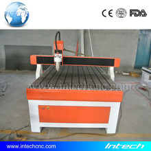 Is product sale !!! cnc router for wood 1200x2400mm intech cnc router machine for aluminum