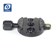 Tripod Quick Release Clamp For Universal Tripod Mount Leofoto-DM55