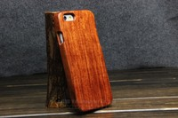 2015 new products solid pure wood case cover for iphone 6,for wooden case iphone 6,case for iphone 6 wood