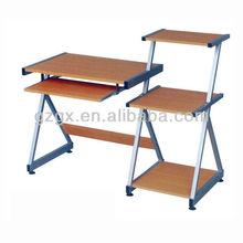 GX-209 wood computer desk with shelf