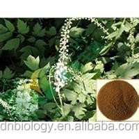 Black Cohosh Extract Black Cohosh P.E./Black Cohosh Herb Extract Black Snakeroot Extract