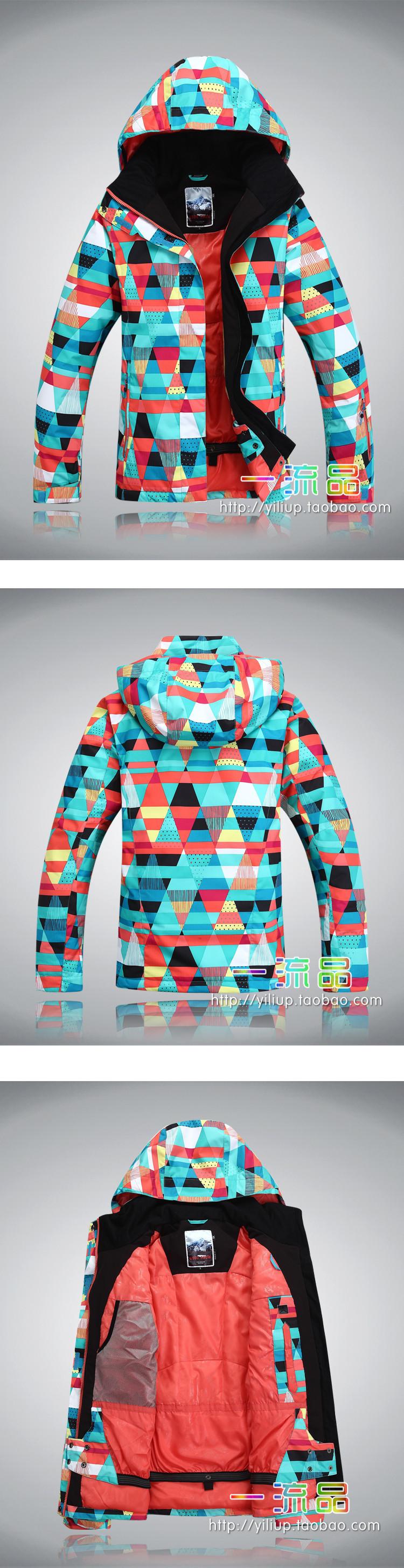 Gsou jaqueta esqui G034