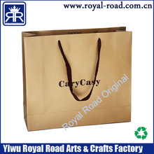 High Quality Customized festival and promotion industrial using Gift Paper Bag