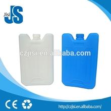 600ml de hielo del gel pack para portador de la vacuna de la vacuna& caja fría el precio de fábrica