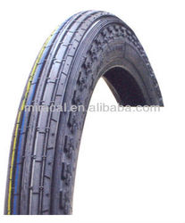 Durable and strong Motorcycle Tire3.00-18,2.50-18