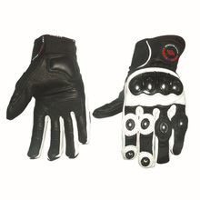 Popular Motocross Motorcycle Racing Leather Gloves