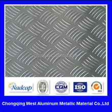 Hot-Sale Aluminum Alloy 2017A Metal Plate Checkered