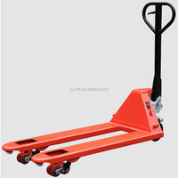High Quality Hydraulic Hand Pallet Jack 2500KG Capacity 119USD