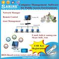 Saming PMC idioma laboratorio Software de gestión / sistema del restablecimiento en shaped key keyboard Reboot copa Software / ordenador Asset Management Software