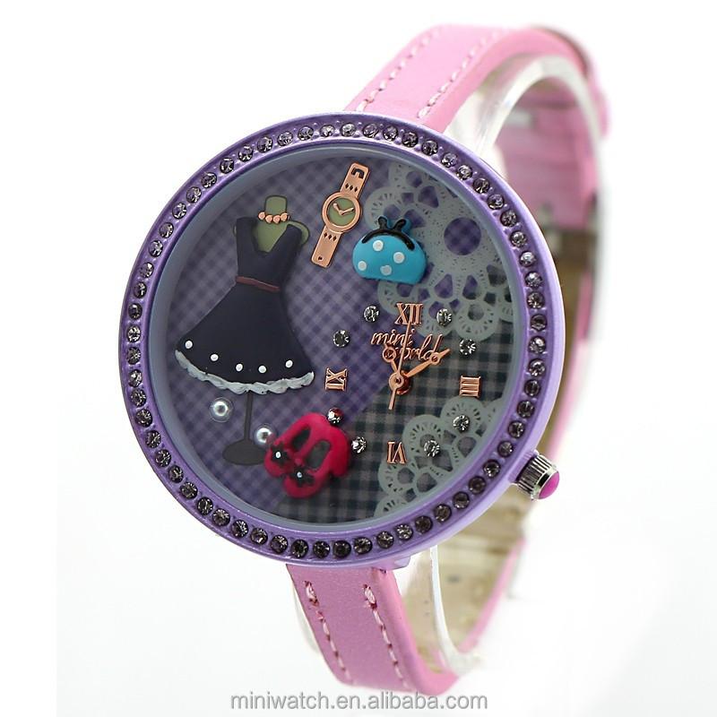 Watch women wrist watch japan movt wholesale fashion women watch