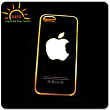 cheap Hard Protective phone case with multicolor LED lights