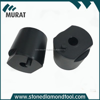 Durable Plug Holder diamond backer pads for granite and marble